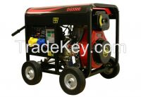5kw & 5.5kw Open set diesel generator