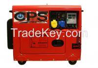 5kw & 5.5kw Silent diesel generator