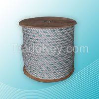 Combo rope, nylon rope, polyester double braid