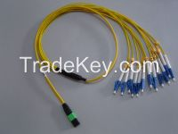 Duplex Fiber Optic Patch Cord