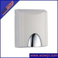 Aluminium Auto Hand Dryer , Chrome Hand Dryer for Public Use