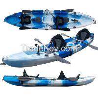 Family Kayak Boat Max. Weight Capacity 300 KGs