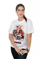 Ladies fashion football world cup 2014 memorabilia T Shirt