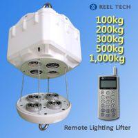 Remote Lighting Lifter   PFI-100, PFI-200, PFI-300, PFI-500, PFI-1000