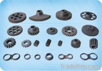 small bevel/spur gears