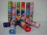 Manufacturing candy packaging tubes