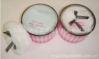 Customized powder boxes