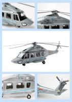 Z-15 helicopter model