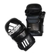 Martialarts equipments, boxing gloves, football,