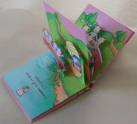 OEM children english story books printing