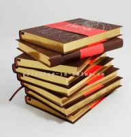 Luxury hardcover full color book pritning with slipcase