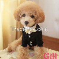 2014 New autumn and winter breathable sweater pet clothes apparel suitable for teddy