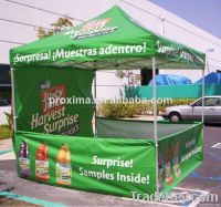 Cheap high quality advertising vendor tent