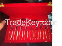Dental Instruments Extarcting Forceps