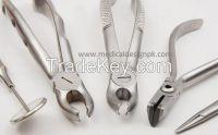 Dental Instruments Extarcting Forceps