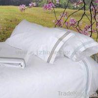 duvet cover, sham, fitted sheet, pillowcase