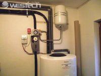 indoor water heater