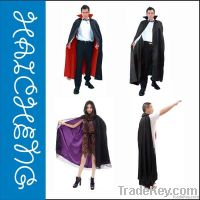 2014 new halloween cape costumes for adullt