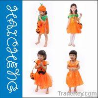 2014 halloween pumpkin costumes, pumpkin dress costume
