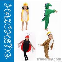 Child Lady bug/ duck/penguin animal costumes for halloween