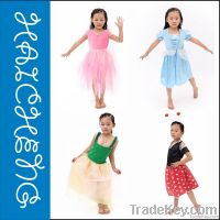 girls princess fancy dress costumes for party