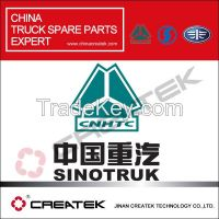 CREATEK Chinese SINOTRUK Howo truck spare parts