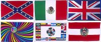 Nation Country Flags & Symbol Design Flags
