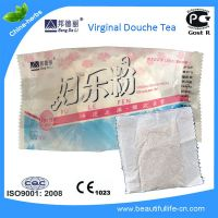 Chinese traditional herbal medicine virginal douche lotion