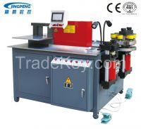 CNC copper bus bar cutting punching bending machine