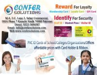 ID Cards, RFID Cards, Student Cards Printing Solutions