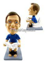 custom bobble head doll