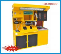commercial shoe finishing machine with washing function HY-138