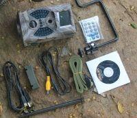 12MP gprs&mms infrared hunting camera
