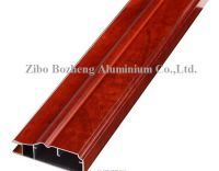 aluminum extrusion profile for windows and door construction usage