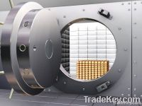 gold and silver storage