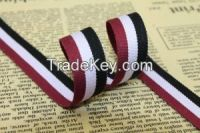 Cotton Plain Soft Stripe Ribbon 510200