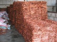 Copper mill berry wire scrap