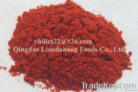 Authenticated SGS 40, 000 SHU Chilli Powder