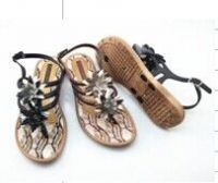Lady beautiful sandal