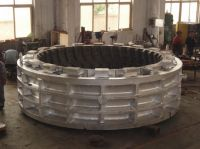 All Steel Giant OTR Segmented Tire Mold