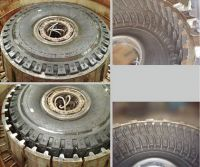 All Steel Giant Tyre Segment Mould