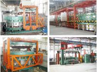 All Steel Giant Tyre Hydraulic Vulcanizing Machine