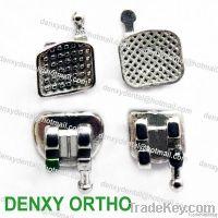 Denxy MIM Roth orthodontic braces metal dental bracket