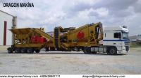 Mobile Closed Circuit� Crushing and Screening Plant� DRAGON 9 Mobile Chassis Dragon 9 wheel suspension