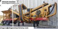 Mobile Crushing plant - Screening Plant - dragon crusher