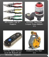 Quality hand tools and Hardware tools distributor in Singapore