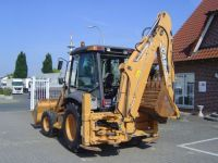 backhoe Case 580 Super R-4PT