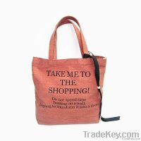 High quality printed canvas shopping bags gifts bags of special design
