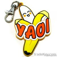 Best-seller personalized shaped soft pvc key chain