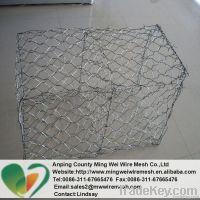 Gabion stone iron wire mesh